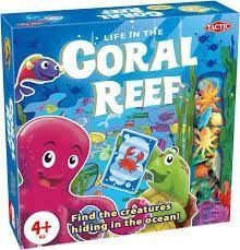 TYactis life in the coral reef spel