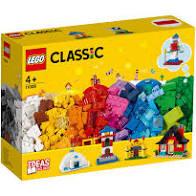 Lego classic bouwstenen inclusief ideeën boek. 11008