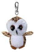 Lumo Owl Uggla met clip - Mini - 8,5cm