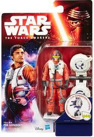 Starwars the force awakens Poe Dameron. 10 cm.