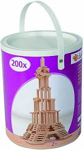 Eichhorn plankjes 200 stuks