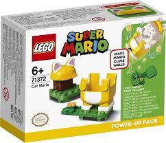 Lego-Super Mario power up pack Cat Mario.
