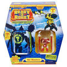 Ready 2 robot bot blasters rood maak je eigen robot.