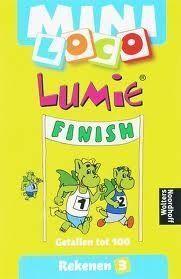 Mini Loco Boekje Rekenen Met Lumie 3