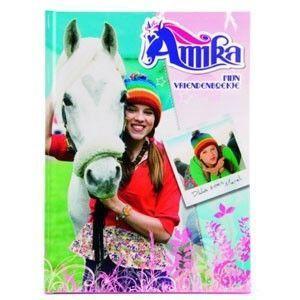 Amika Vriendenboek