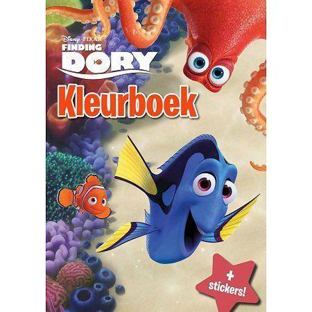 Disney Finding Dory kleurboek
