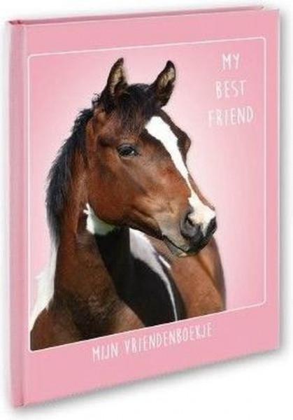 Paarden vriendenboek 30 pagina's