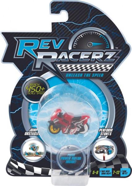 Goliath rev racers losse motors met frictie motor.