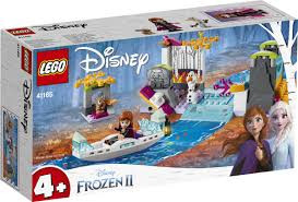 Lego Frozen 2 kano expeditie.