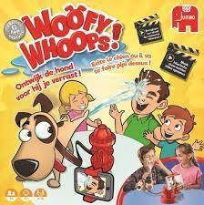 Jumbo Woofy whoops spel