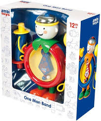 Ambi Toys Activiteitenspeelgoed One Man Band