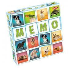 Selecta huisdieren memo 54 kaarten,