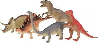 Toi-toys Speelset Dinosaurussen 5-delig