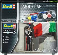 REVELL 1:16 Carabinier 02802