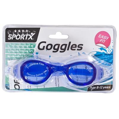 Sportx chloorbril 8-12 jaar.