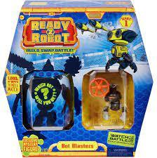 Ready to robot zwart maak je eigen robot.