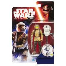 Starwars the force awakens Resistance trooper. 10 cm.