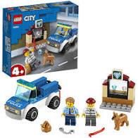LEGO City 4+ Politie Hondenpatrouille - 60241