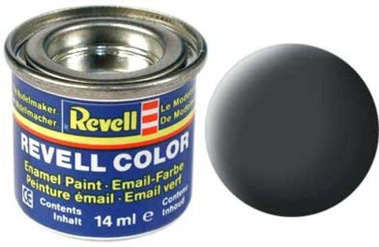 Revell verf voor modelbouw stofgrijs mat nummer 77