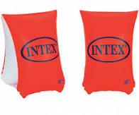 Intex Zwemvleugels Deluxe Oranje 6-12 Jaar