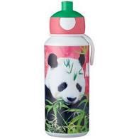 Rosti Mepal Pop-up Beker Animal Planet Panda 400 ml
