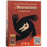De Weerwolven van Wakkerdam - Kaartspel