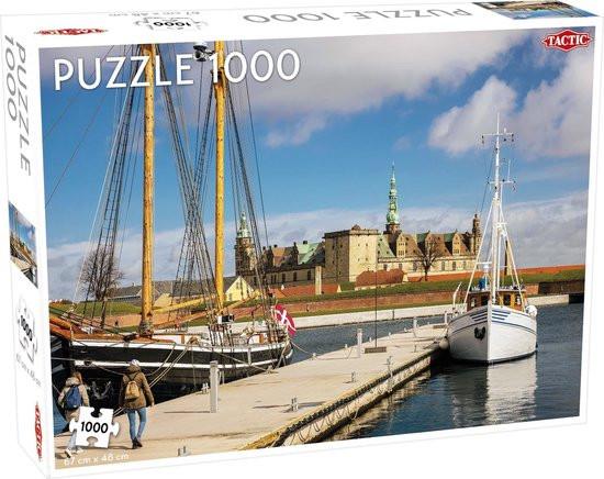 Tactic puzzel Kronborg kasteel