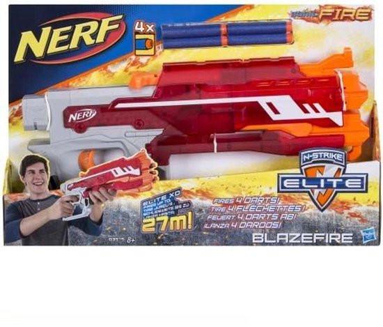 Nerf pistool blazefire , sonic fire