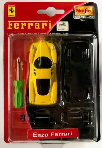 Ferrari enzo om zelf in elkaar te zetten.
