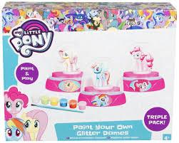 Little pony glitter bollen maken.