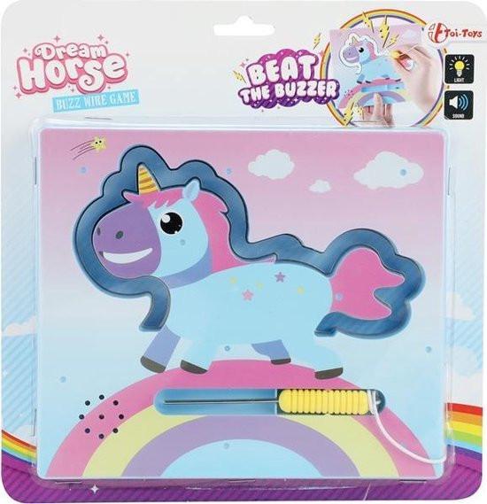 Toi Toys Dream Horse Zenuwspiraal doolhof Eenhoorn