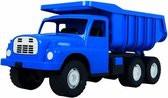 Tatra kiepwagen blauw 70 cm groot