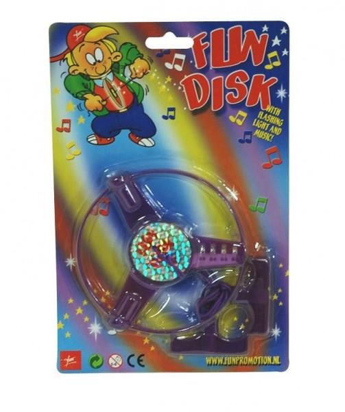 Fun Disc met Licht