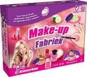 Science 4 you make up fabriek. leer make up te maken.