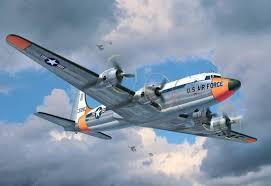 Revell bouwmodel C-54D SKYMASTER 04877