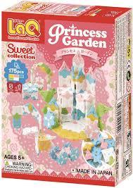 LAQ Princess garden sweet collection.