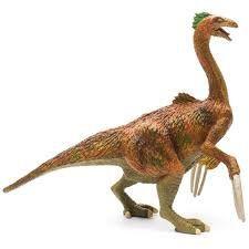 Dinosaurus Therizinosaurus