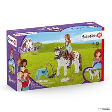 Schleich mia en spotty , horse club 42518