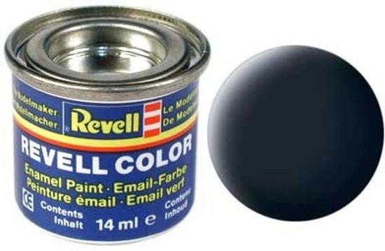 Revell verf voor modelbouw mat tankgrijs nr 78