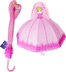 Princessen paraplu voor kinderen.