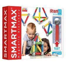 Smart max start set magneten.