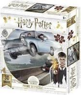 3D puzzel van de ford Anglia van Harry Potter 500 stukjes.