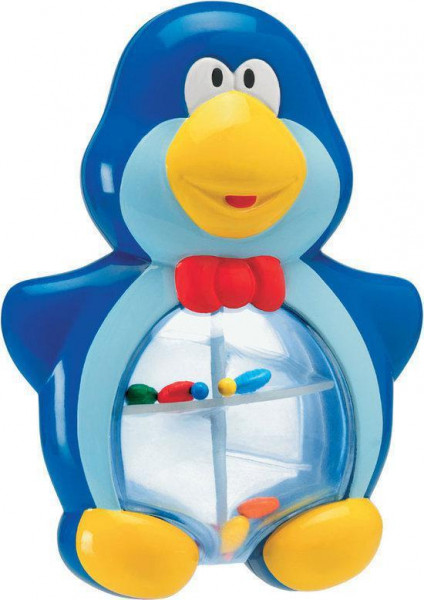 Chicco pinguin Glu glu badspeelgoed.