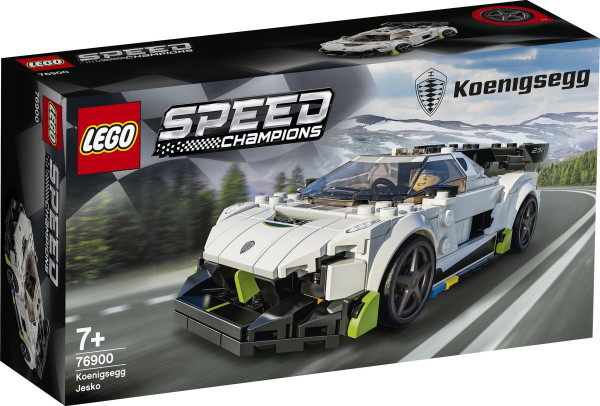 Lego speed Champions Koenigsegg Jesko auto. 76900