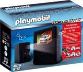 Playmobil camera systeem van top agents.