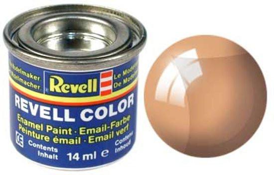 Revell verf voor modelbouw vernis aqua oranje nummer 730