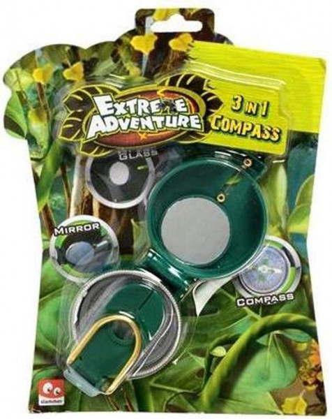 Extreme adventure compass 3 in 1.