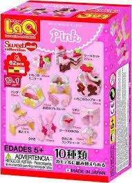 Laq sweet collectio mini pink.