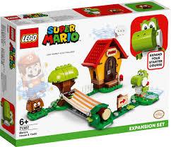 Lego Super Mario expansion set Mario's House & Yoshi