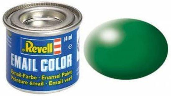 Revell verf voor modelbouw mat loofgroen nummer 364